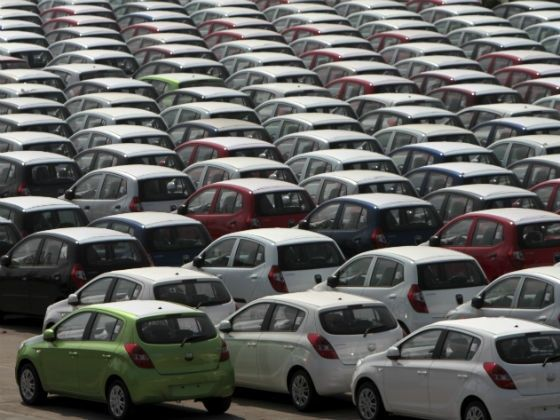 Car sales up by 23 percentage