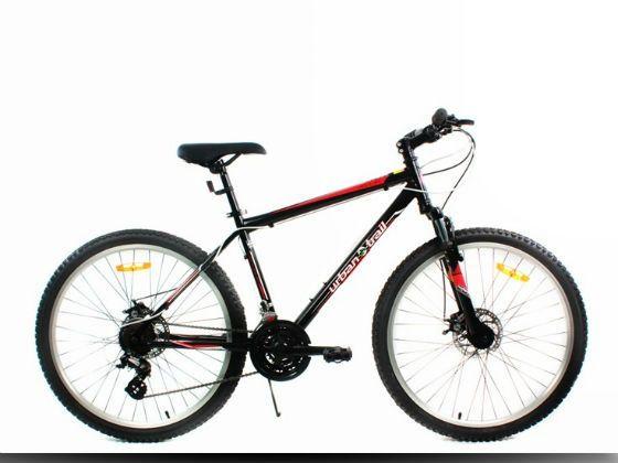 Hero Urban Trail cycle