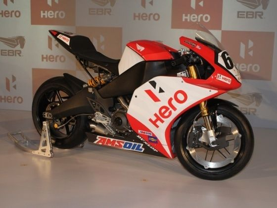 Car trials: New 250cc Sports Bike from Hero MotoCorp