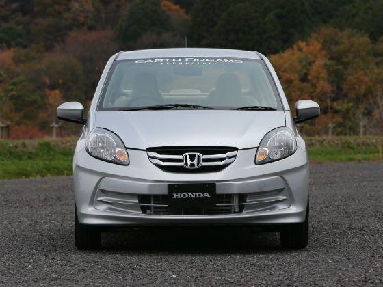 Honda Amaze front
