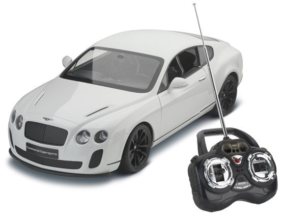 Bentley Continental Supersports remote controlled car