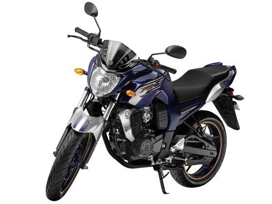 Yamaha FZ-s limited edition