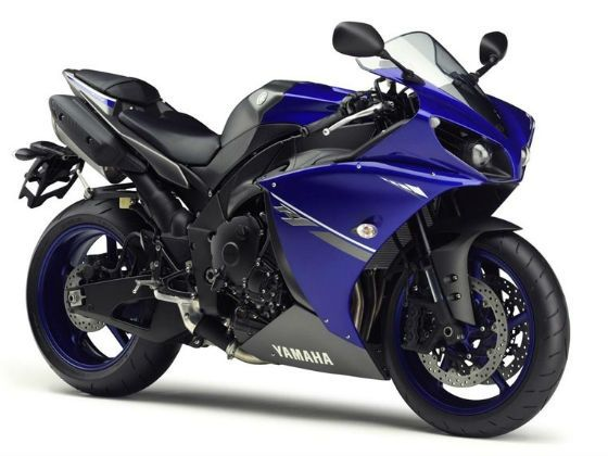 Yamaha's YZF-R1, YZF-R6 and YZF-R125 models get a new look for 2013