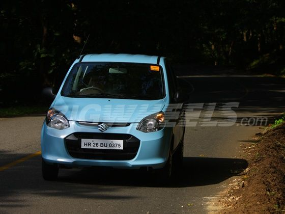 New Maruti Suzuki Alto 800 review