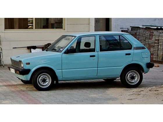 First-generation Maruti Alto