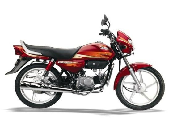 Hero MotoCorp CD Dawn