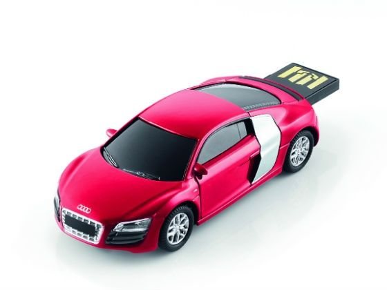 Audi R8 USB