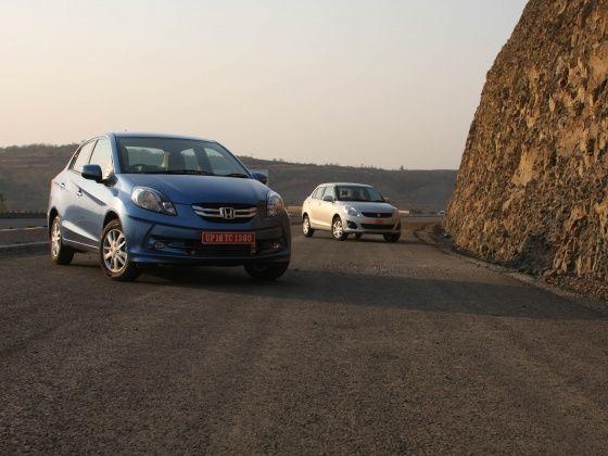 Honda-Amaze-vs-Maruti-Dzire