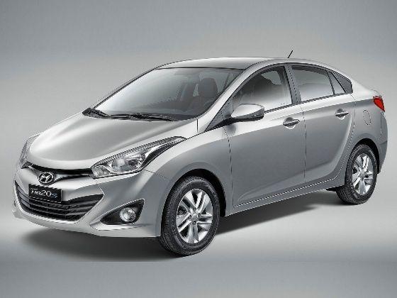 Hyundai i20 sedan photo