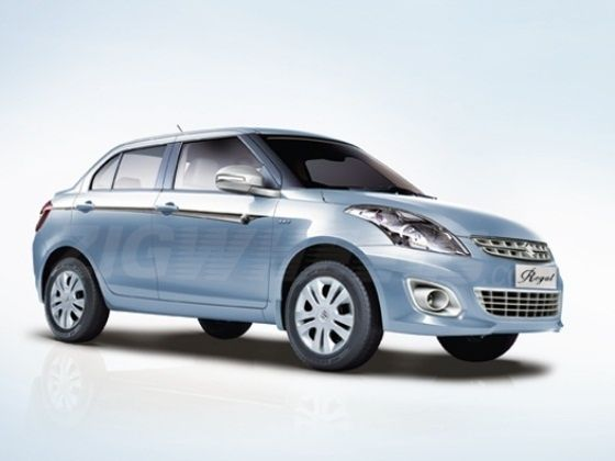 Maruti Swift DZire Regal Limited Edition