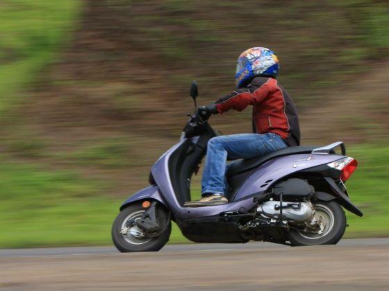 Honda Activa i in action