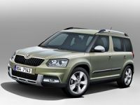 New Skoda Yeti to be unveiled at Frankfurt Motor Show in 201