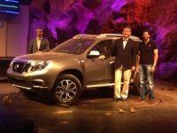 Nissan showcases Terrano SUV