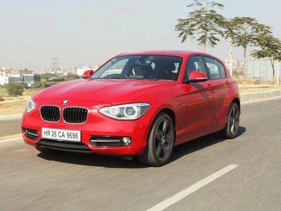 BMW 118d Sport Plus