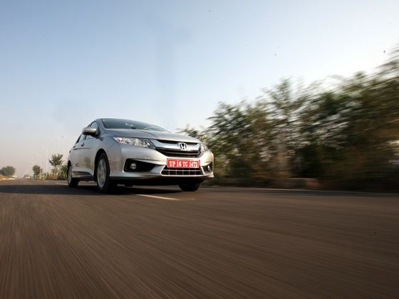 Honda City First Drive