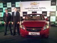 Chevrolet Sail Sedan launched