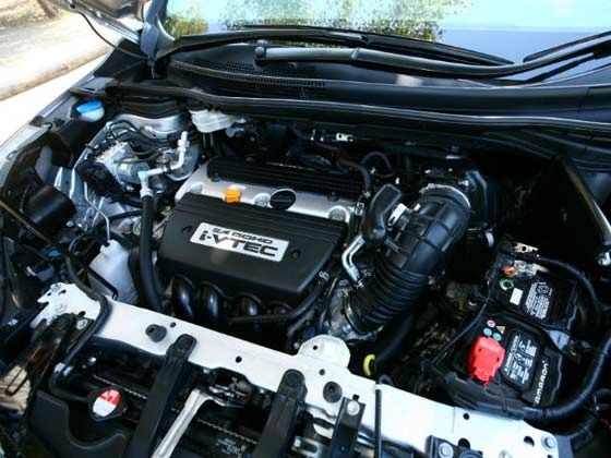 New Honda CR-V engine
