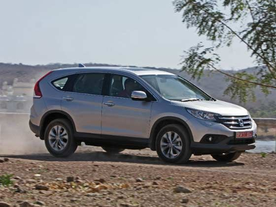 New Honda CR-V review