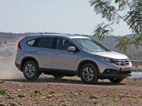 2013 Honda CR-V : First Drive