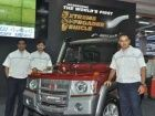 Force Motors launches Gurkha 4x4x4