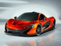 Production-ready McLaren P1