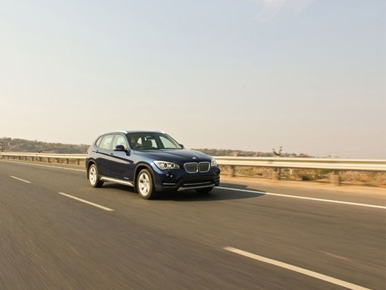 2013 BMW X1 sDrive20d review