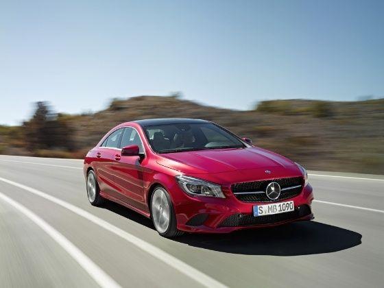 2014 Mercedes-Benz CLA Compact Saloon