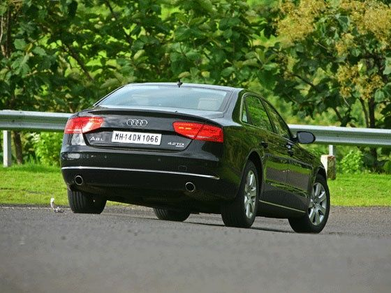 Audi A8 L 4.2 TDI review
