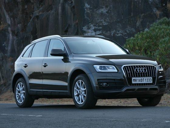 New Audi Q5 drive