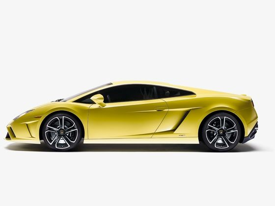 New Lamborghini Gallardo