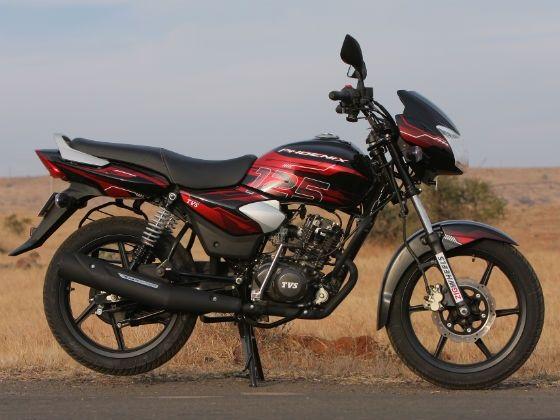 TVS Phoenix 125