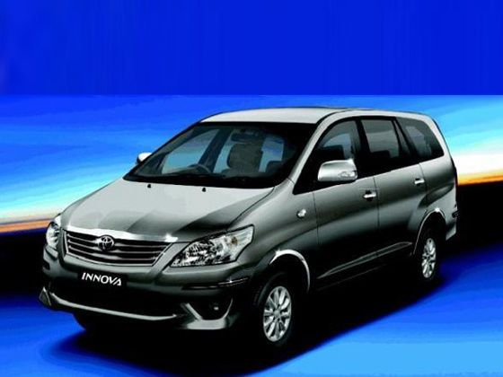 Having sold 4 lakh Innovas in the Indian market Toyota is celebrating