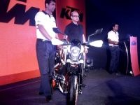KTM 390 Duke launched in India