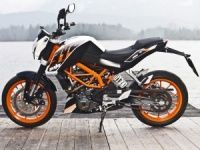 KTM Duke 390 launch today