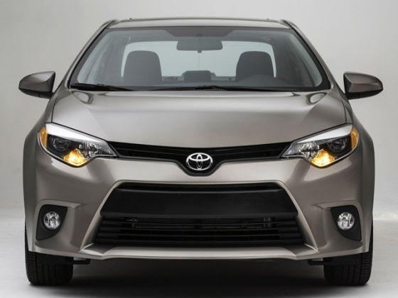 New 2014 Toyota Corolla revealed Page -1 | ZigWheels.com