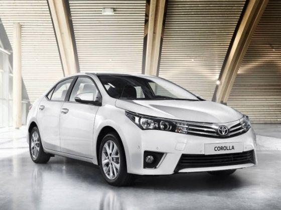 New Toyota Corolla (European spec)