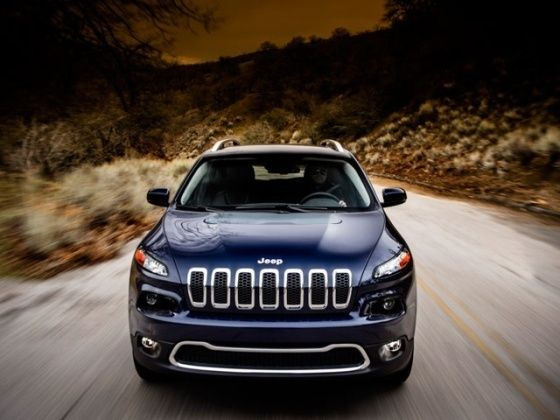 New Jeep Cherokee