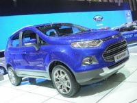 Ford EcoSport at the 2013 Geneva Motor Show