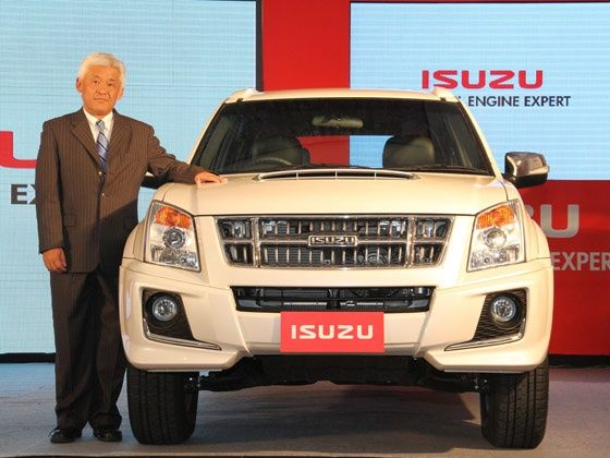 Isuzu signs MoU for start of LCV operations in India