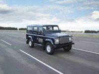 Geneva debut for electric Land Rover Defender