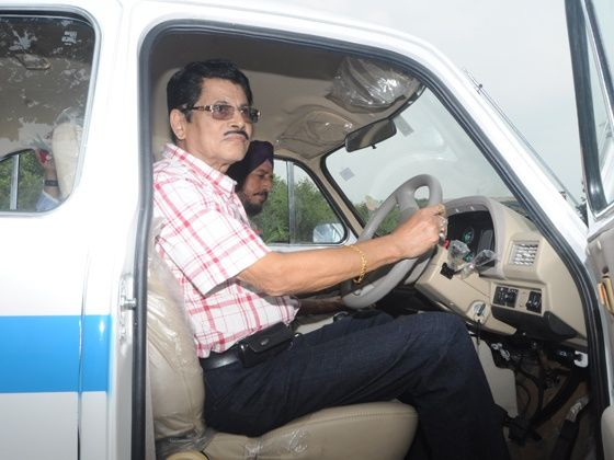 Bimal Kumar Guha drives new BS IV Ambassador