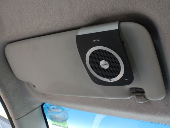 Bluetooth speakers for a car