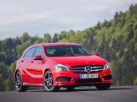 Mercedes-Benz A-Class launching on 30th May