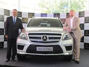 2013 Mercedes-Benz GL-Class Launched