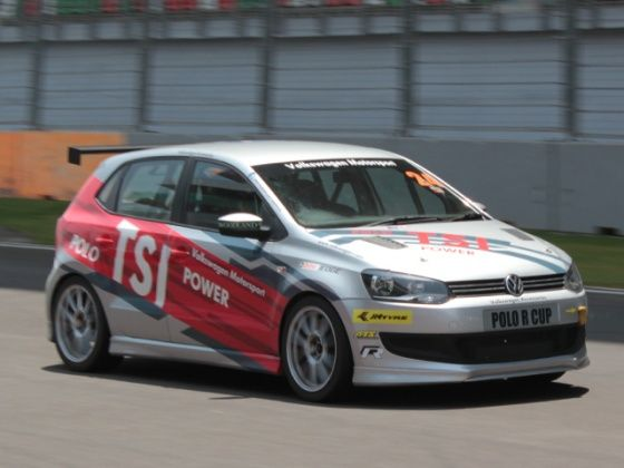 Volkswagen Polo R Cup Car
