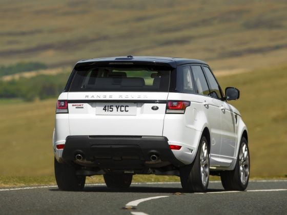 Range Rover Sport Launched
