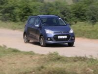 Hyundai Grand i10 road test