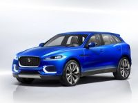 Jaguar reveals C-X17 Sports Crossover Concept