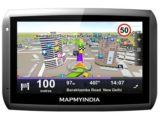 MapmyIndia real-time traffic updates