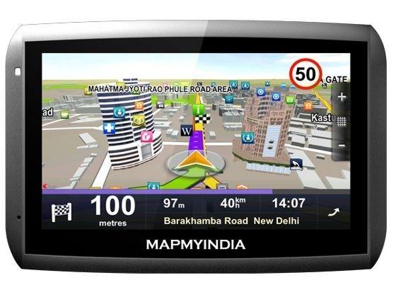 MapmyIndia real-time traffic updates